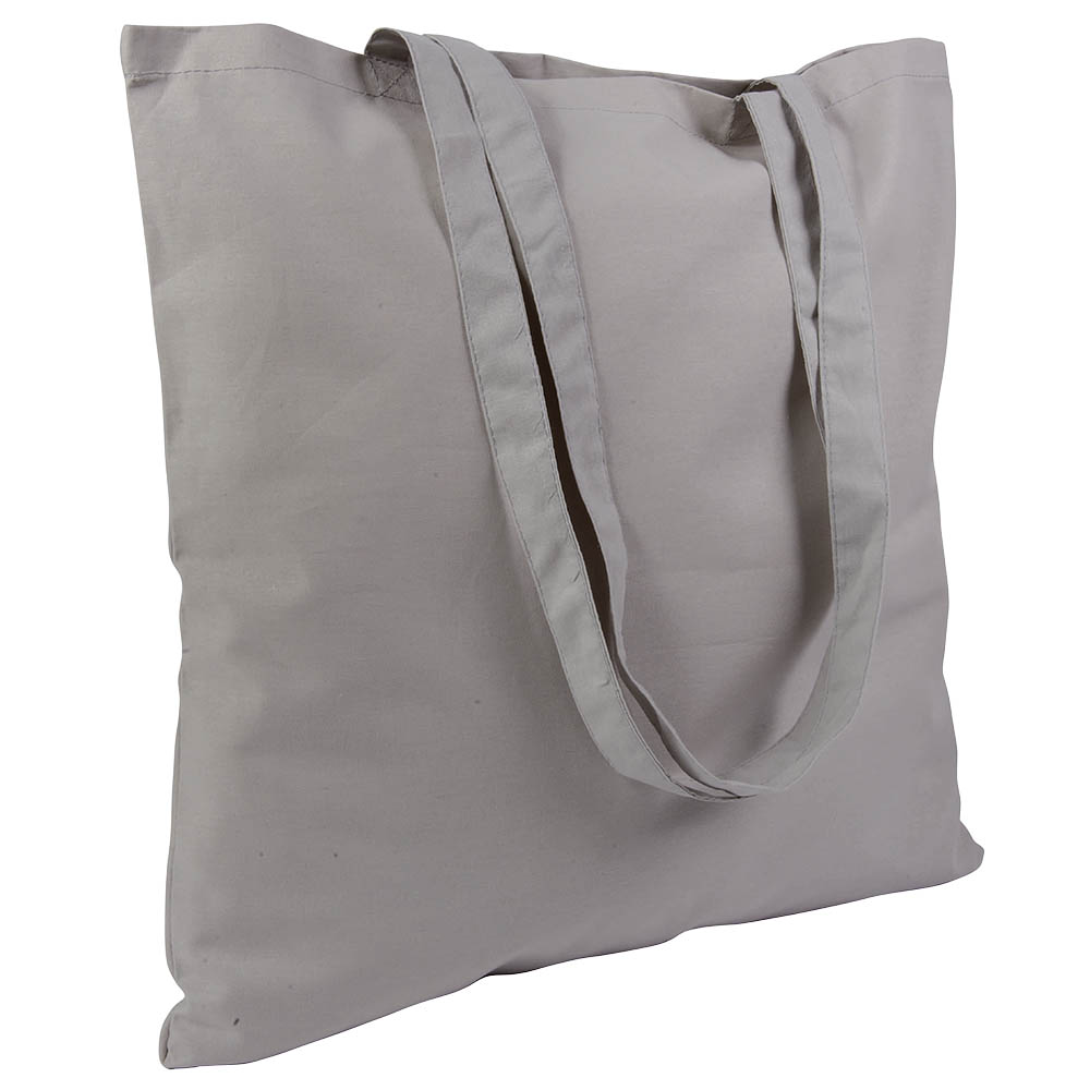 cotton shopper, long handles
