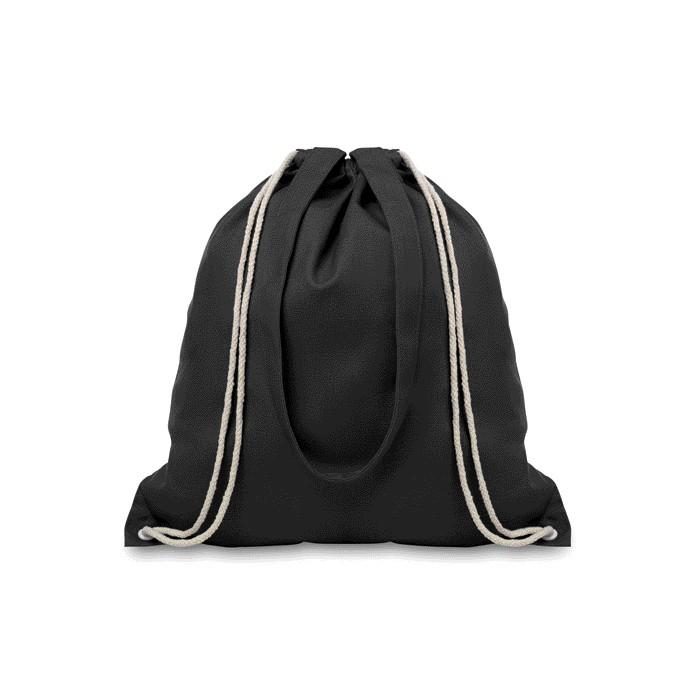 Υφασμάτινη τσάντα πλάτης για ψώνια